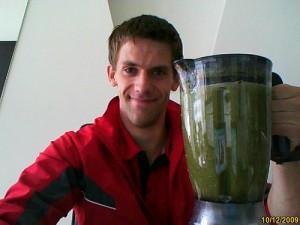 jesse groene smoothie