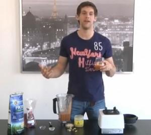 anti-veroudering smoothie