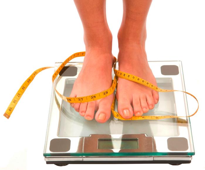 5 kilo afvallen in 8 weken