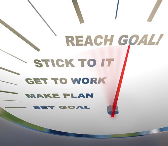 Je doel bereiken: 5 tips
