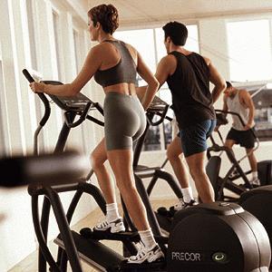 afvallen met fitness