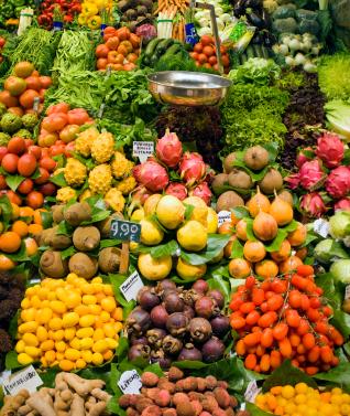 antioxidanten voeding