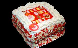"""hema taart kind Gezonde"""" HEMA taart blijkt goedkoop chemisch fabrieksding hema taart kind"""