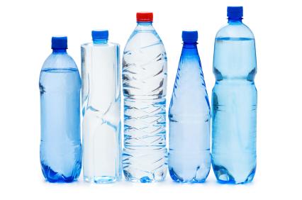BPA in plastic flessen