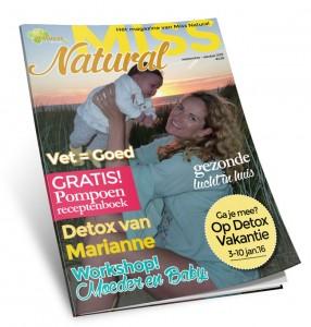 Miss Natural magazine