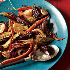 verwarmende groenten