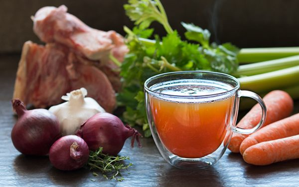 bottenbouillon bone broth